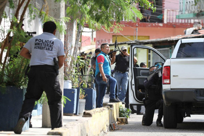 Asesinan a seis personas en las últimas 24 horas en Acapulco, México
