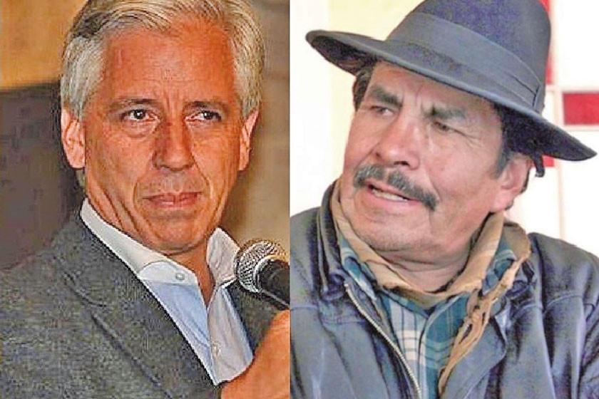 """Mallku: """"García Linera se asqueaba y se mofaba al aprender el aimara"""""""