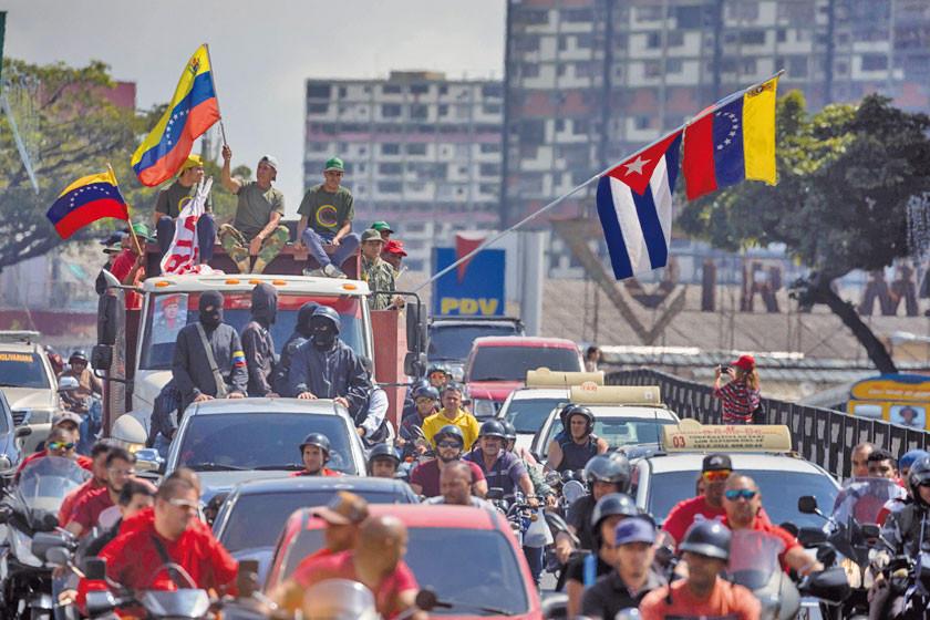 Maduro será recíproco a los que no reconozcan nuevo mandato