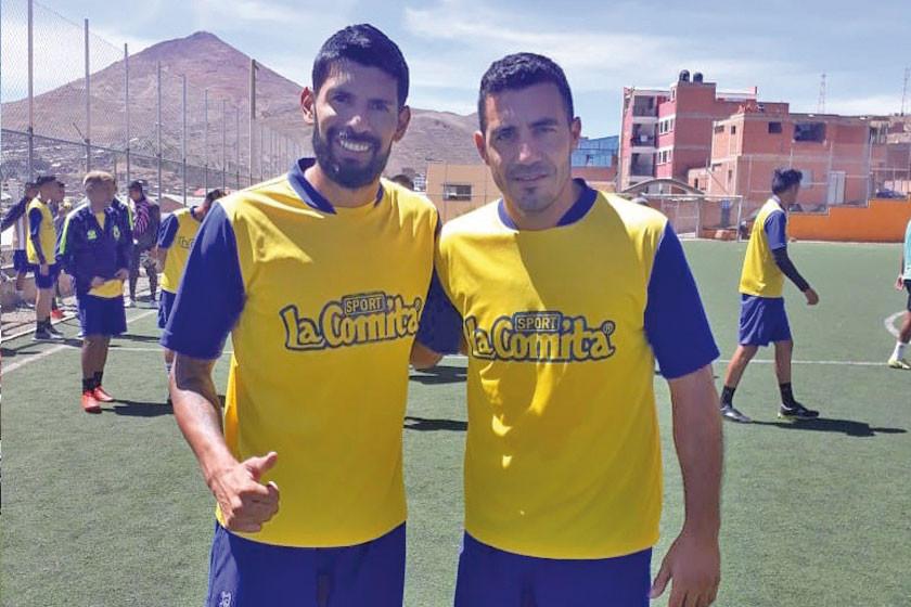 Tordoya y Vogliotti se suman al equipo de Real Potosí