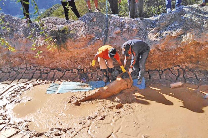 Hombre reportado como desaparecido fue encontrado sin vida en Tupiza
