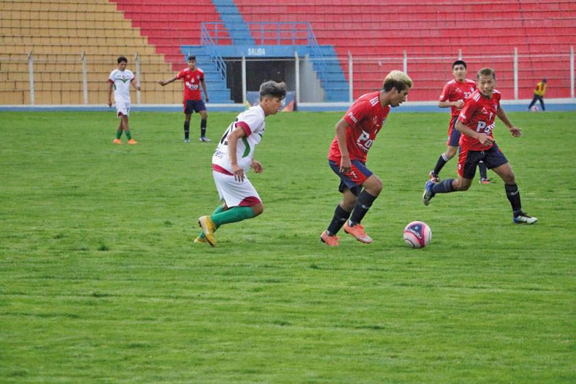 Potosí gana y se adueña de la cima de la Copa Estado Plurinacional de Bolivia