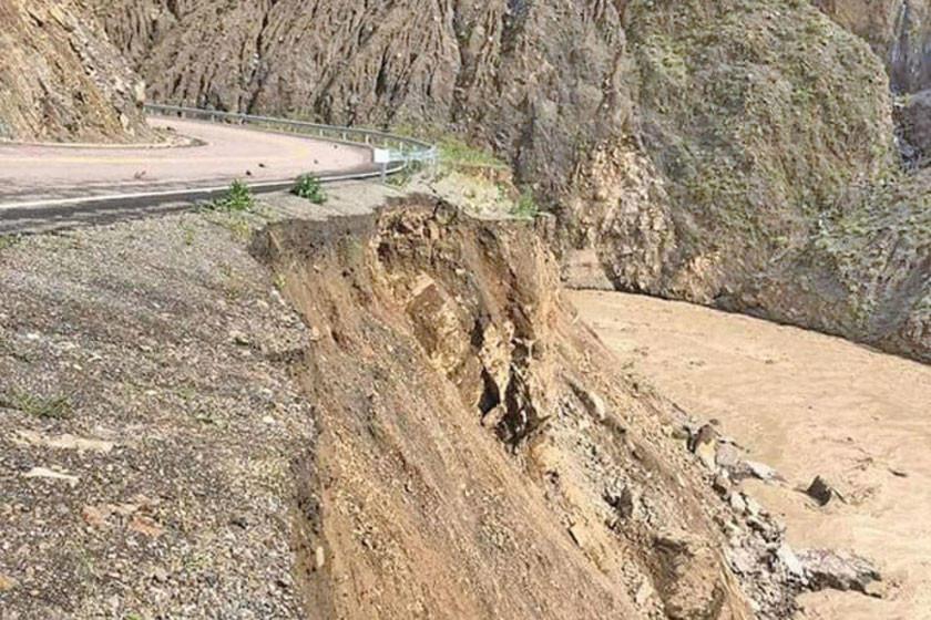Asambleístas visitan zonas de riesgo por  las lluvias
