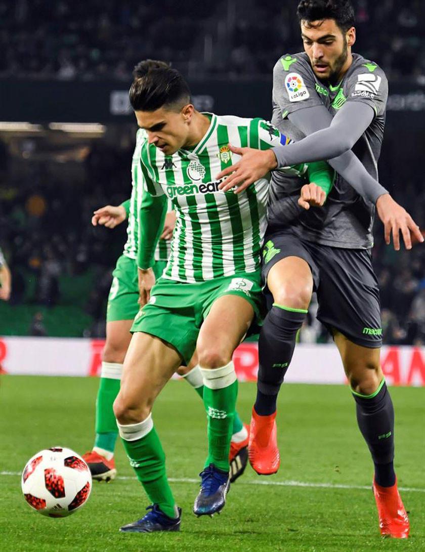 Real y Betis empatan sin goles en el cotejo de ida