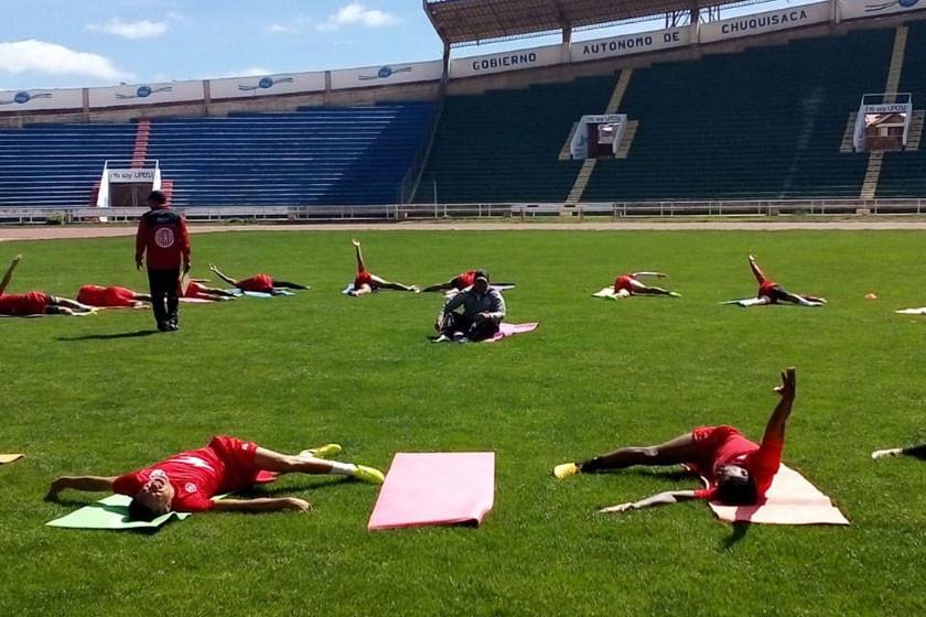 La banda roja alista amistosos contra Fancesa e Independiente