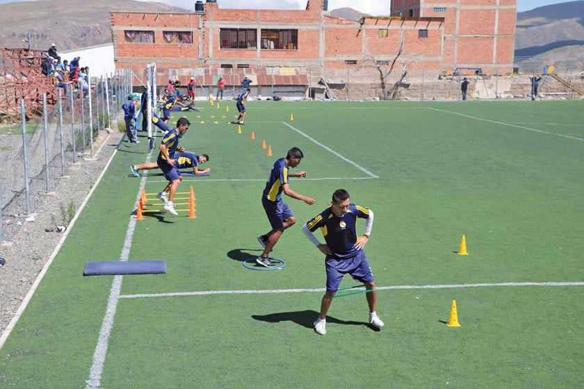 Real tendrá su primera prueba del año ante Real San Cristóbal