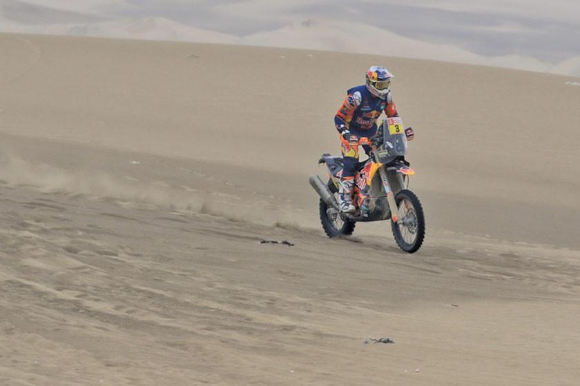 Price es el nuevo líder  en la categoría motos