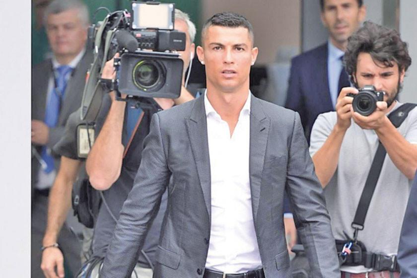 Ronaldo será juzgado por fraude fiscal