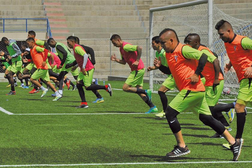 El Benjamín debuta ante Sport Boys