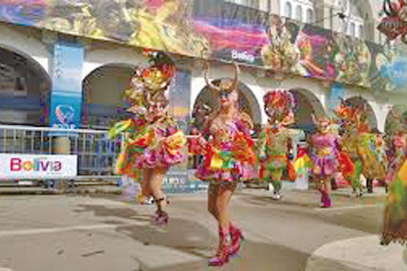 Carnaval de Oruro será promocionado