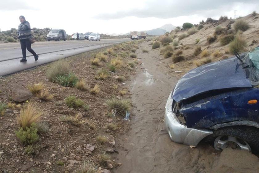 Tránsito redoblará control  en las carreteras de Potosí