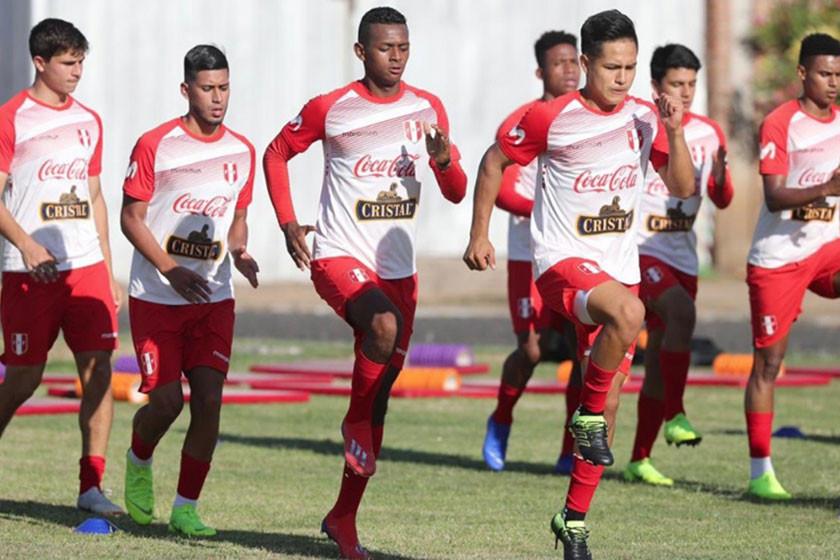 Perú busca seguir en la senda de la victoria