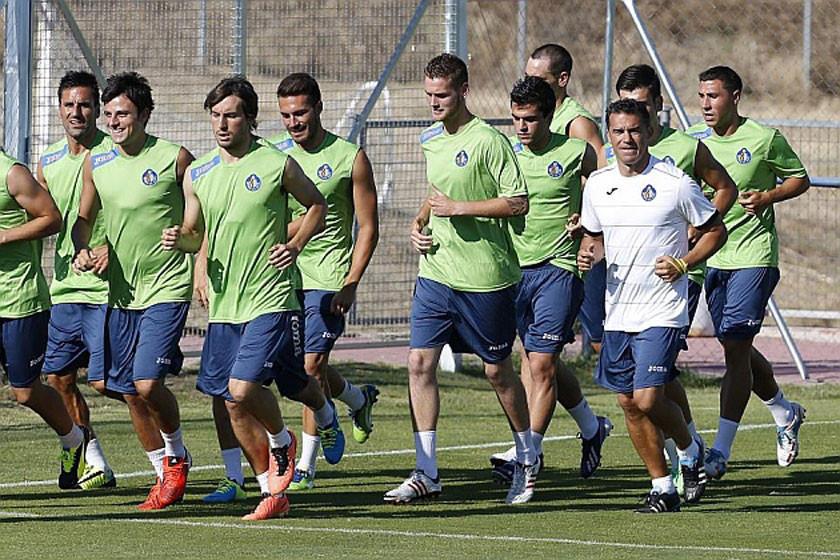 """Getafe y Valencia se miden en el """"Alfonso Pérez"""" por las semifinales de la Copa del Rey"""