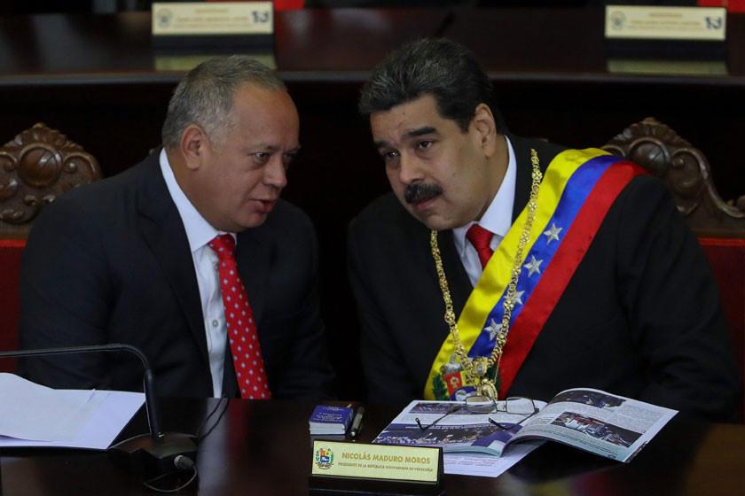 Protestas contra Maduro dejan 26 personas muertas