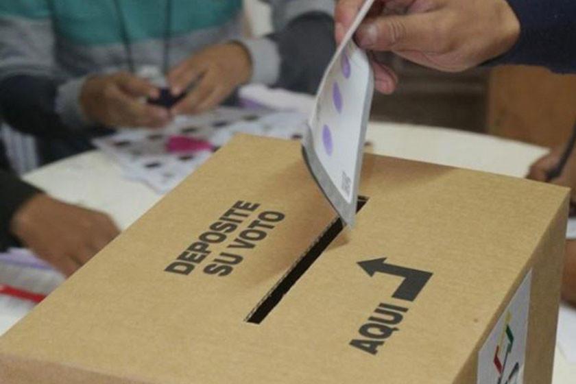 Primarias: TSE ofrecerá resultados preliminares a las 20:30 del domingo