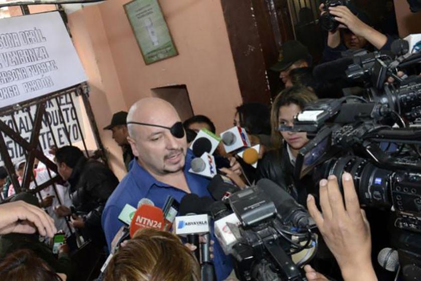 La renuncia de David Tezanos será tratada mañana en el Legislativo