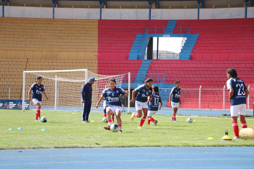 Potosí buscará despedirse de la Copa Estado Plurinacional de Bolivia con un triunfo