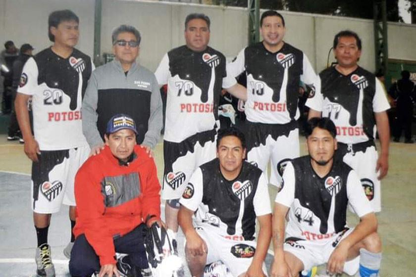 San Pedro logra su décimo octavo  título del Maxibásquet