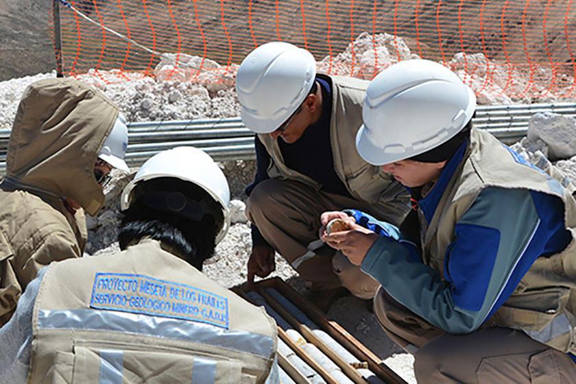 Prevén prospección de nuevos proyectos mineros en Potosí