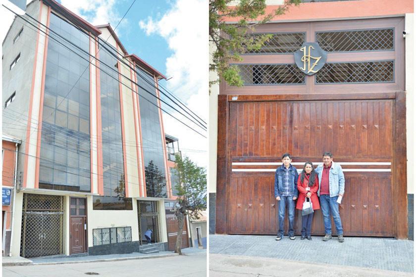 Estrenan un edificio privado con 15 departamentos