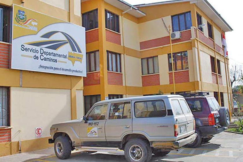 Denuncian anomalías en el Servicio de Caminos de Tarija