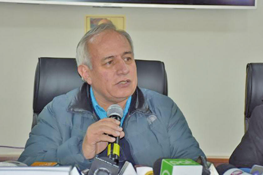 Antonio Costas afirma que no renunciará al Tribunal Electoral