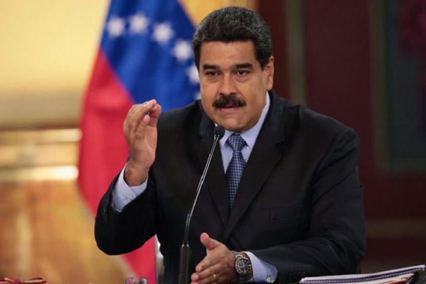 EE.UU. amenaza a Maduro con Guantánamo si no cede a presión