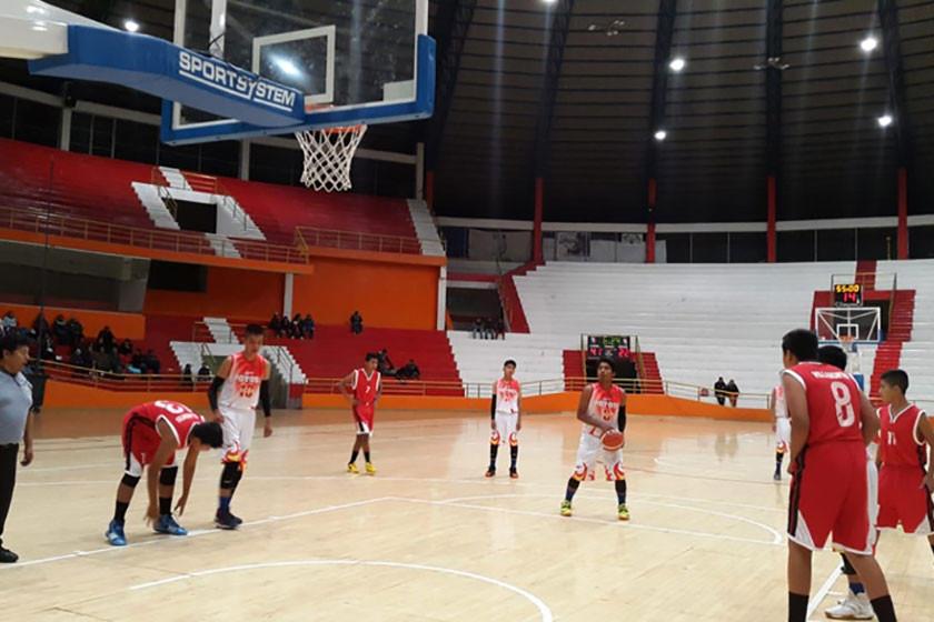 Potosí debuta con victoria en el campeonato nacional de básquet