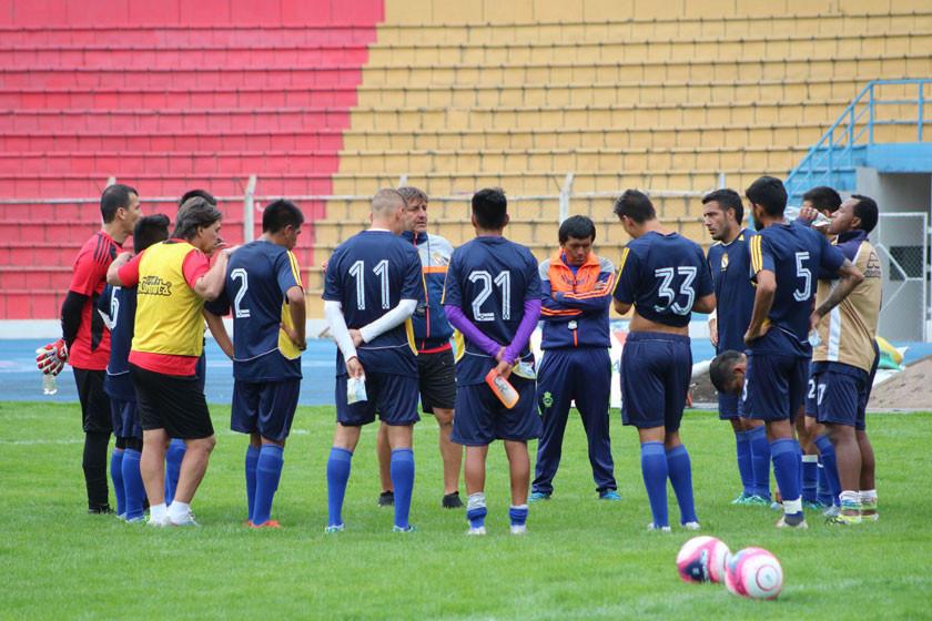Real Potosí está listo para recibir a Sport Boys