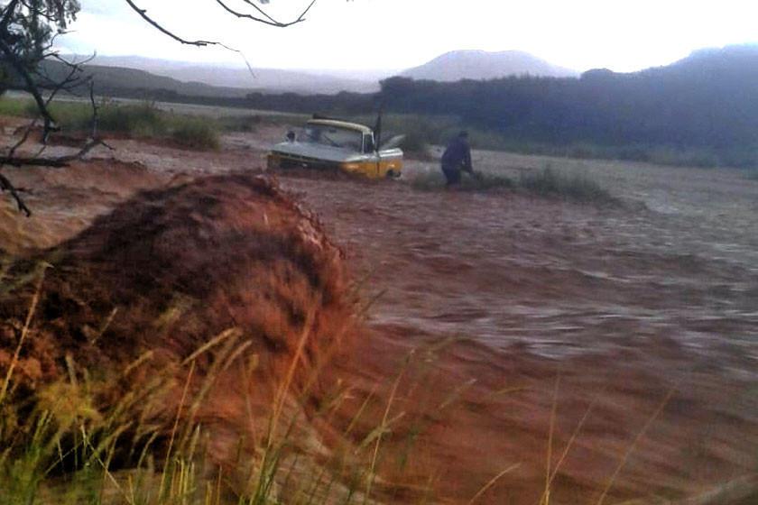Una riada destruye los cultivos de papa, maíz y haba en Villazón