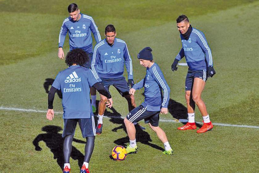 "Real Madrid recibe a Alavés en el ""Bernabéu"""