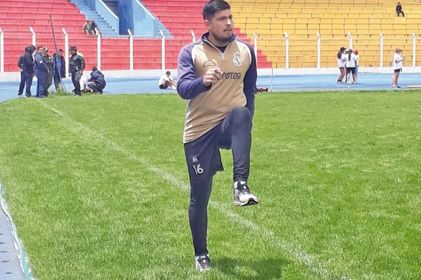 Santillán se convierte en alternativa para Ochoaizpur