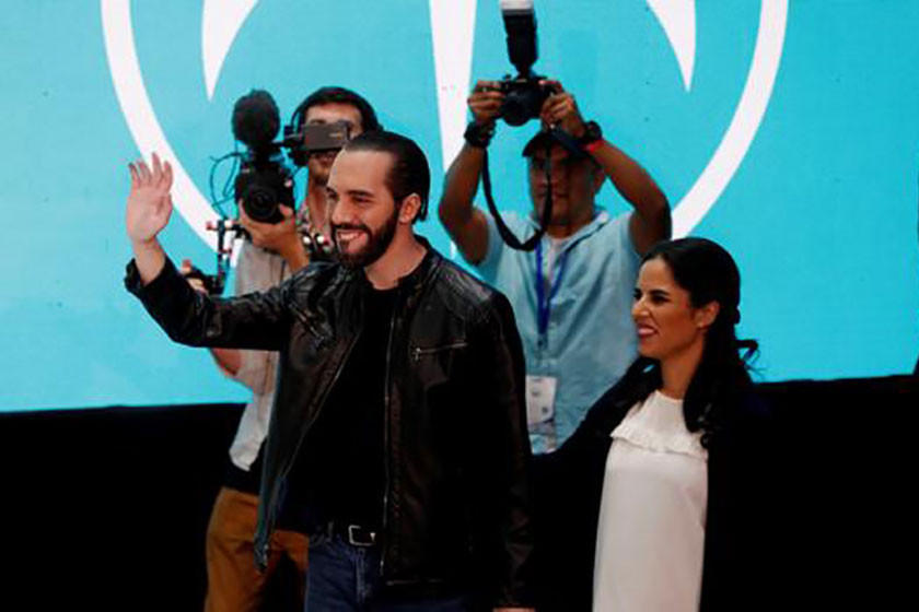 Escrutinio ratifica a Bukele como nuevo presidente de El Salvador