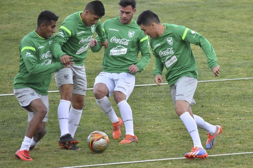 Bolivia cae un puesto  en el ranking de la FIFA