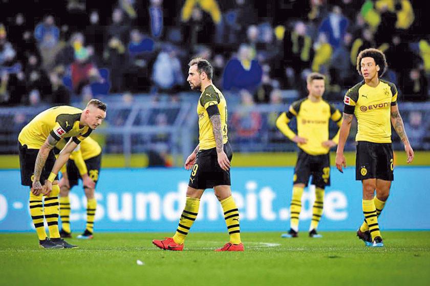 Dortmund cede un empate ante Hoffenheim en la Bundesliga