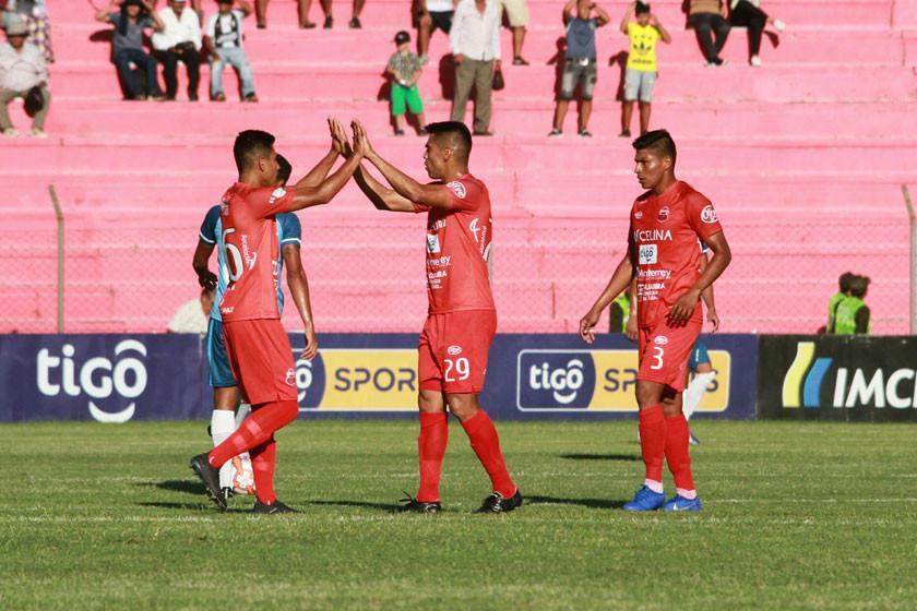 Guabirá entra al ruedo en la Sudamericana visitando al Macará