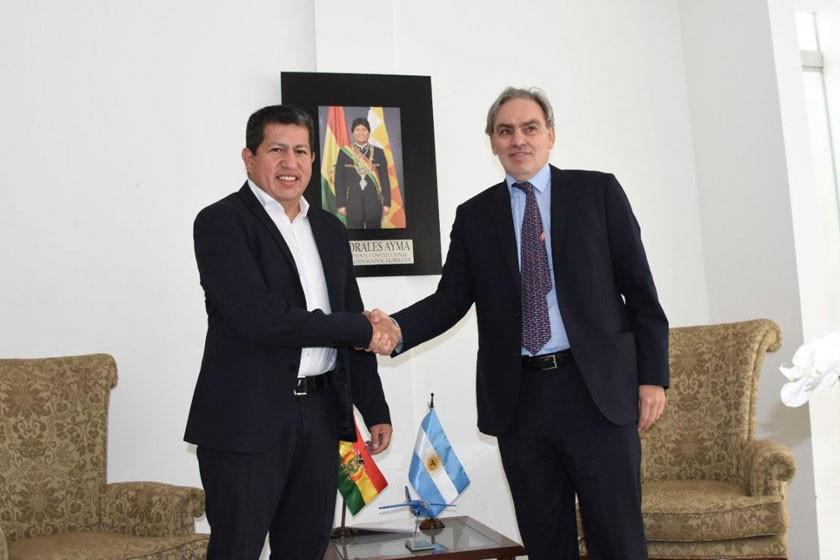 """Lamentan el """"mal negocio"""" del ministro Sánchez con Argentina"""