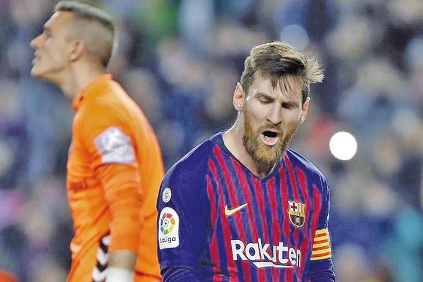 Barcelona vence con lo justo a Valladolid