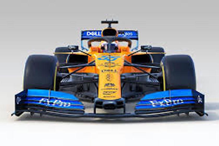 El español Sainz prueba hoy su McLaren