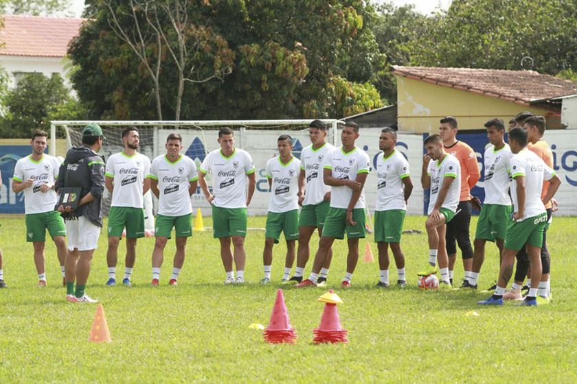 La Verde enfrentará a Nicaragua en amistoso