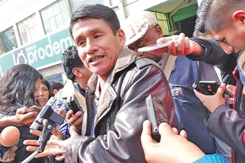 Cofecay determina no permitir la entrada de la Policía a los Yungas