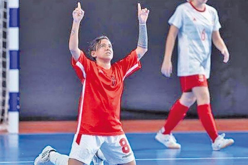 Gálvez es fichada por un club de España