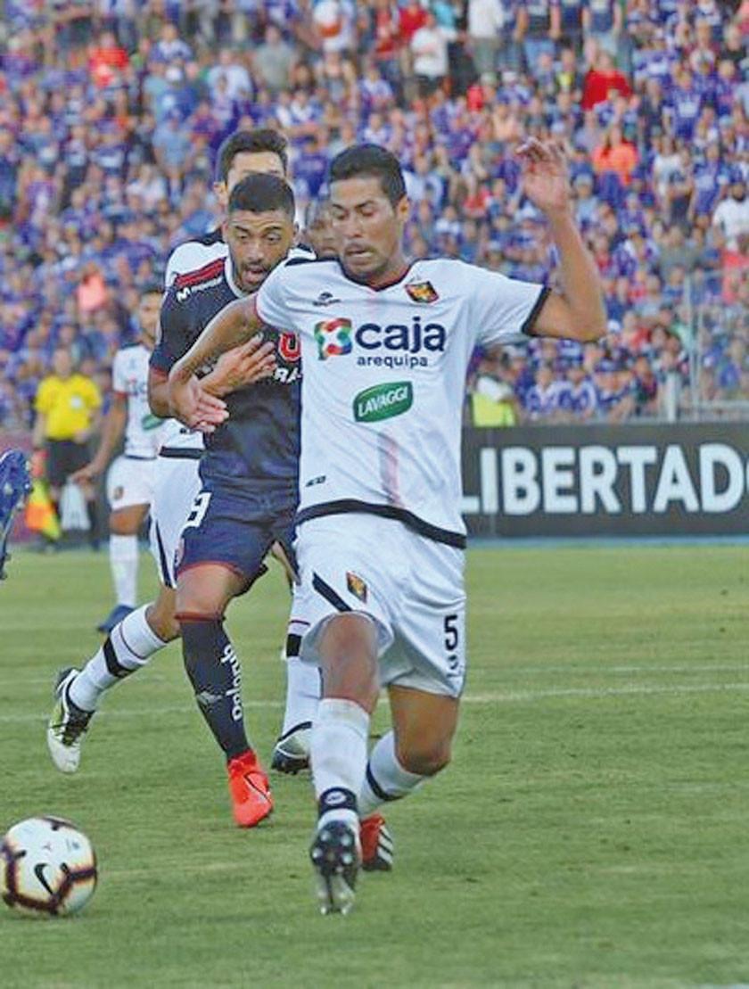 Melgar y Caracas abren la tercera fase de la Copa