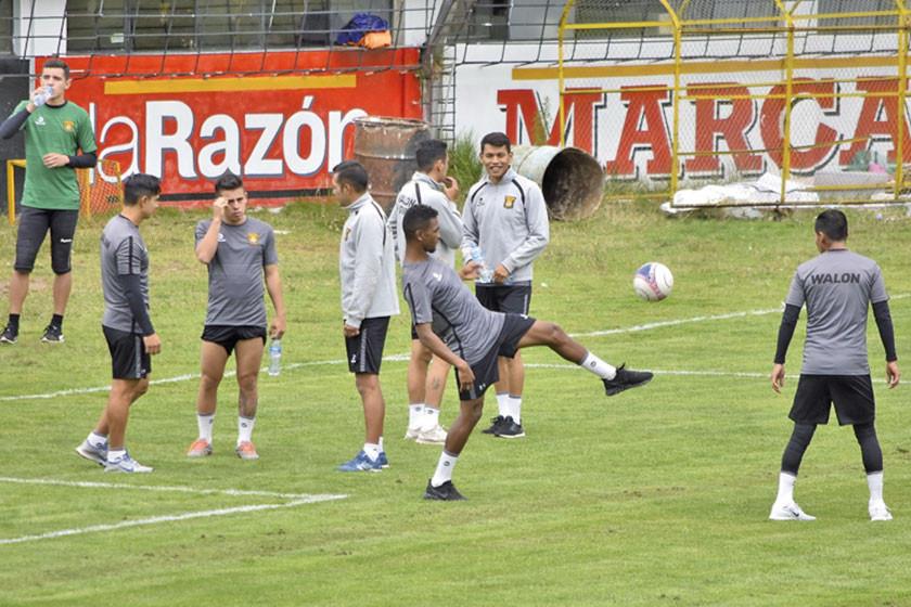 Marteli y Machado trabajan en su recuperación