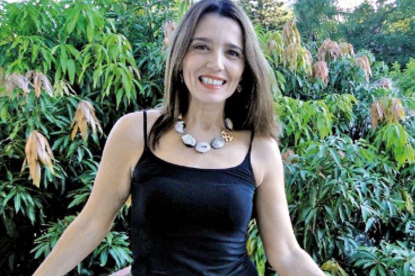 Una potosina es una de las ganadoras del concurso de La Hoguera