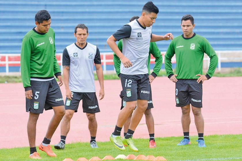 Oriente y San José jugarán un partido sin tregua