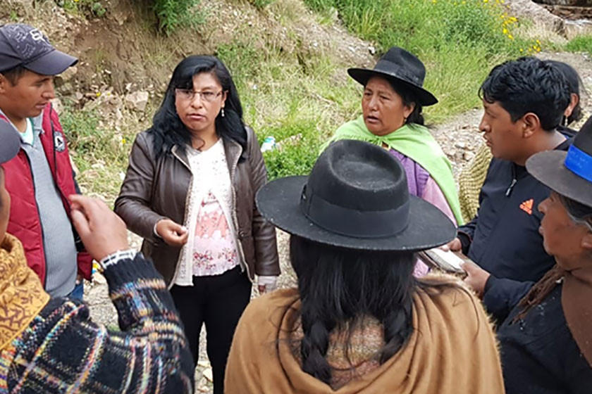Defensoría investiga un posible acto de discriminación en una comunidad