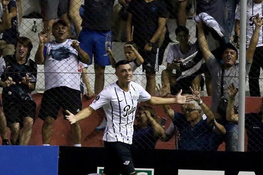 Libertad vence con lo justo a Atlético Nacional