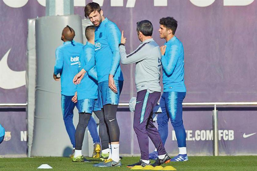 Barcelona quiere consolidar su liderato