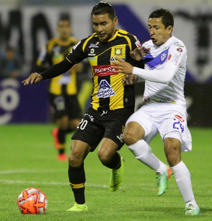 El Tigre araña un punto en Oruro